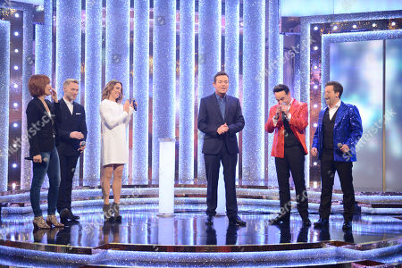 Anthony McPartlin and Declan Donnelly Duet Duel with Mel, Ronan Keating and Kiki Dee