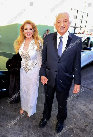 Stock Picture of Rebecca Holden and Joel Diamond