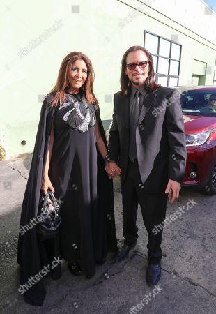 Sean McNabb and Christine Devine