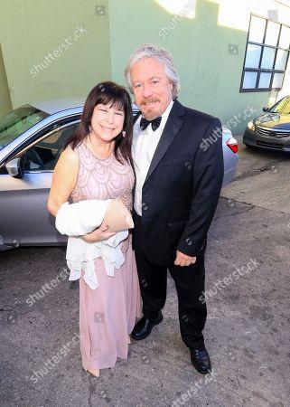 Stanley Livingston and Paula Drake