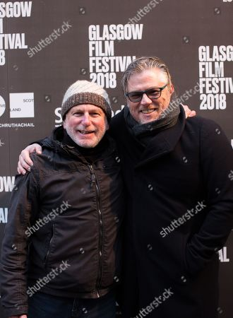 Gary Lewis and Stephen McCole