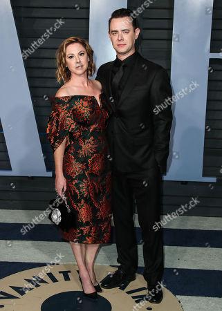 Samantha Bryant, Colin Hanks