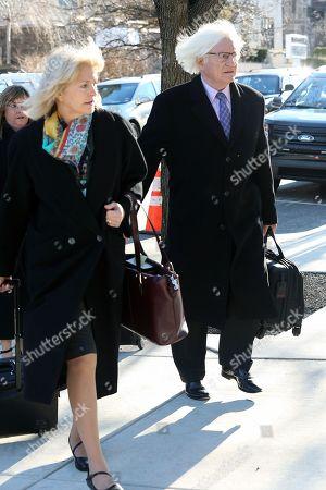 Thomas Mesereau & Samuel Silver & Becky James