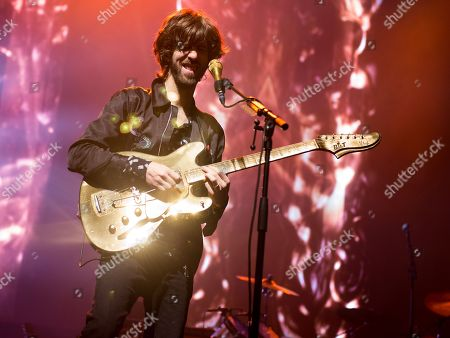 Stock Image of Imagine Dragons - Daniel Wayne Sermon