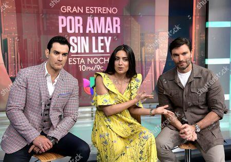Ana Brenda Contreras, Julian Gil