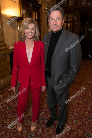 Glynis Barber (Alice Russell) and Michael Brandon