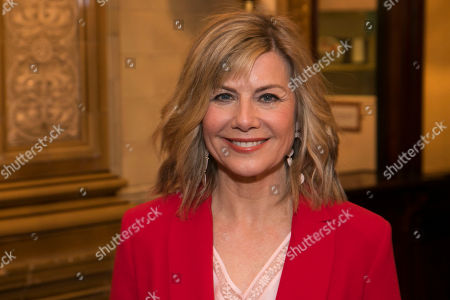 Stock Photo of Glynis Barber (Alice Russell)