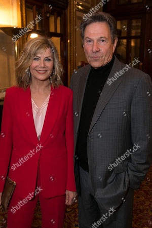Editorial image of 'The Best Man' party, Press Night, London, UK - 05 Mar 2018