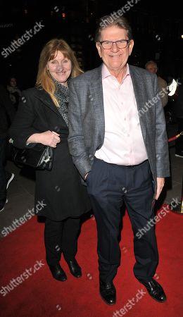 Stock Photo of Guest and Sir John Madejski