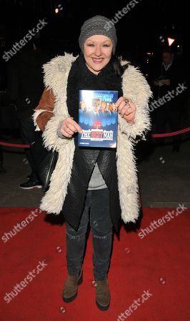 Editorial photo of 'The Best Man' musical press night, London, UK - 05 Mar 2018