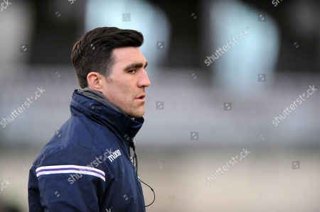 Kelly Brown - Scotland assistant coach. Scotland rugby union training session, Six Nations Championship, (pre Ireland - away) The Oriam, Edinburgh, Scotland, Tuesday 6 March 2018. ***Please credit: ©Fotosport/David Gibson***