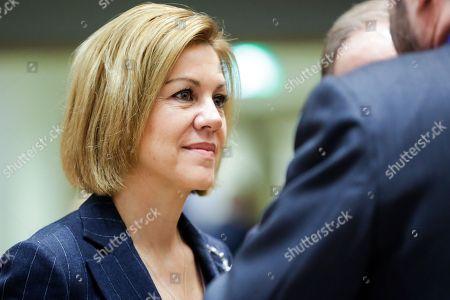 Maria Dolores Cospedal García - Spanish Minister of Defense