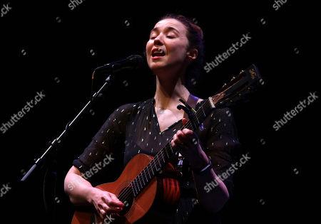 Editorial image of Imagining Ireland Concert, London, UK - 05 Mar 2018