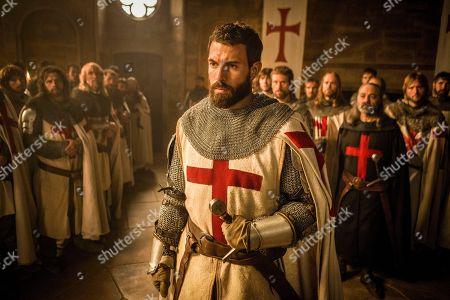"Editorial picture of ""Knightfall"" (Season 1) TV Series - 2017"