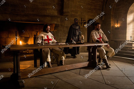 "Editorial picture of ""Knightfall"" (Season 1) TV Series - 2017"