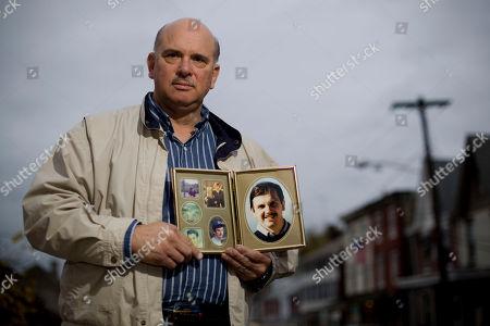 Editorial image of John Allen Muhammad victim, Phoenixville, Pennsylvania, USA - 29 Oct 2009
