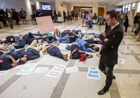 Editorial picture of School Shooting Florida, Tallahassee, USA - 06 Mar 2018
