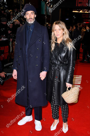 Richard Biedul and Melissa Jane Tarling