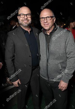 Editorial picture of 'Gringo' film premiere, Arrivals, Los Angeles, USA - 06 Mar 2018
