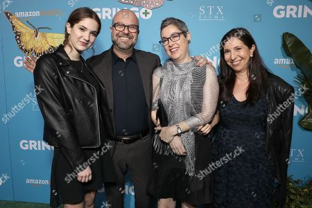 Matthew Stone and family