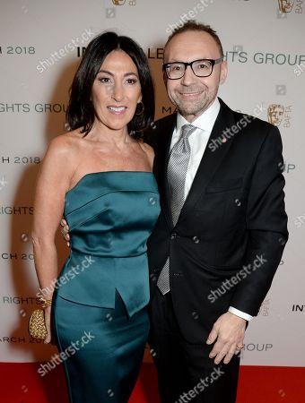 Katrina Sedley and Jonathan Shalit