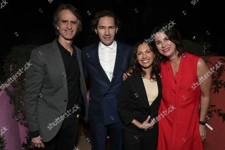 Jay Roach, Nash Edgerton, Rebecca Yeldham and guest