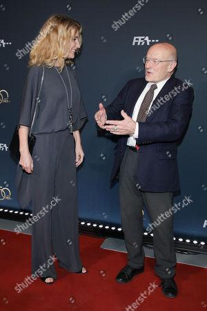 Maria Furtwaengler and Volker Schloendorff