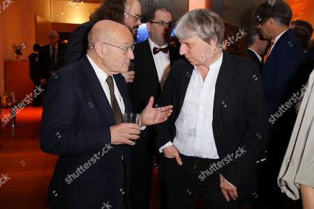 Volker Schloendorff and Andreas Dresen