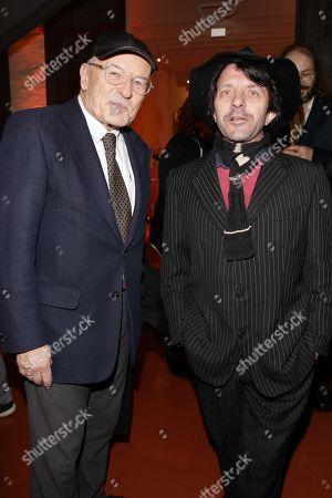 Volker Schloendorff and David Bennent
