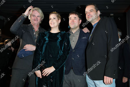 Detlev Buck, Anika Decker, Jan Josef Liefers and Marc Rothemund