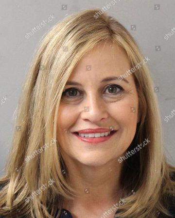 This photo provided by the Metropolitan Nashville Police Department shows Nashville Mayor Megan Barry, who resigned from her position on . Barry, a one-time rising star in the Democratic Party with big plans to remake Nashville, pleaded guilty Tuesday to cheating the city out of thousands of dollars as she carried on an affair with her bodyguard