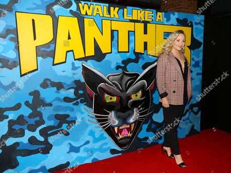 Editorial image of 'Walk Like A Panther' film premiere, Manchester, UK - 06 Mar 2018