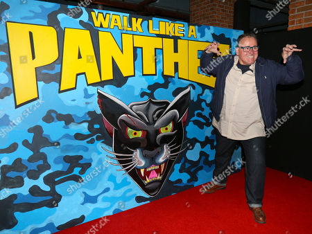 Editorial picture of 'Walk Like A Panther' film premiere, Manchester, UK - 06 Mar 2018