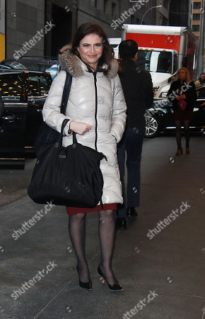 Editorial picture of MoMA's 2018 David Rockefeller Award Luncheon Honoring Oprah Winfrey, New York, USA - 06 Mar 2018