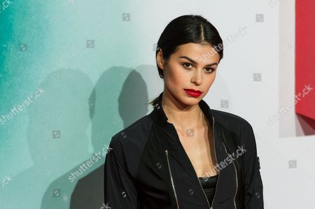 Editorial image of 'Tomb Raider' film premiere, London, UK - 06 Mar 2018