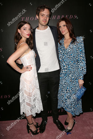 """Editorial photo of Special Betches Screening of """"THOROUGHBREDS"""", New York, USA - 06 Mar 2018"""