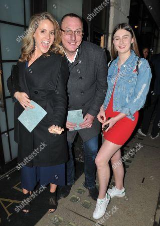 Editorial image of InterTalent's exclusive launch celebration at BAFTA, London, UK - 06 Mar 2018