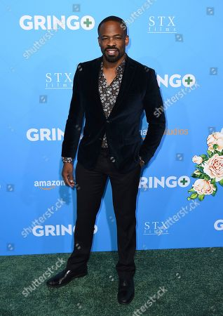 "Editorial picture of LA Premiere of ""Gringo"", Los Angeles, USA - 06 Mar 2018"