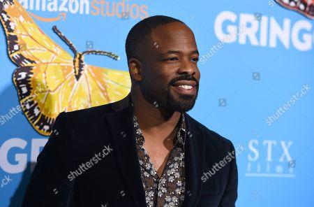 """Editorial image of LA Premiere of """"Gringo"""", Los Angeles, USA - 06 Mar 2018"""