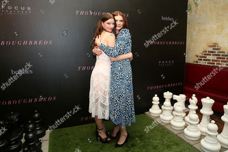 Anya Taylor-Joy and Kaili Vernoff