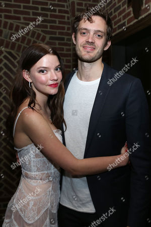 Anya Taylor-Joy and Cory Finley (Director)