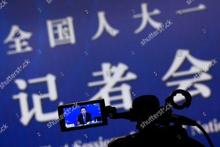 Editorial photo of Economy, Beijing, China - 07 Mar 2018
