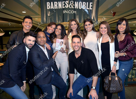 Editorial picture of Francisca Lachapel book signing, Miami, USA - 06 Mar 2018