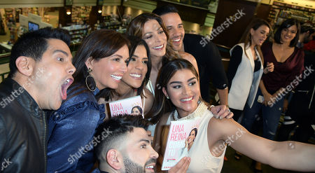Editorial photo of Francisca Lachapel book signing, Miami, USA - 06 Mar 2018