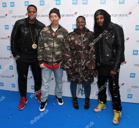 Editorial photo of WE Day, Arrivals, Wembley Arena, London, UK - 07 Mar 2018