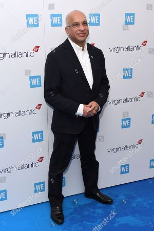 Editorial image of WE Day, Arrivals, Wembley Arena, London, UK - 07 Mar 2018