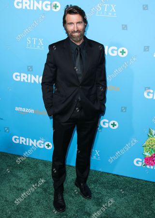Editorial image of 'Gringo' film premiere, Arrivals, Los Angeles, USA - 06 Mar 2018
