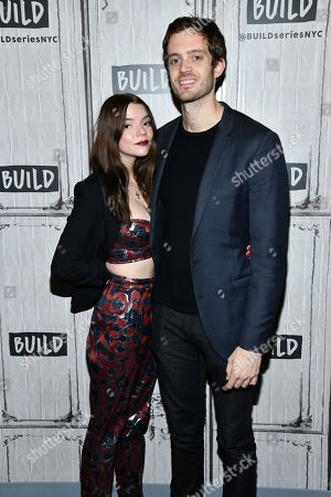 "Anya Taylor-Joy, Cory Finley. Anya Taylor-Joy and Cory Finley participate in the BUILD Speaker Series to discuss the film ""Thoroughbreds"" at AOL Studios, in New York"