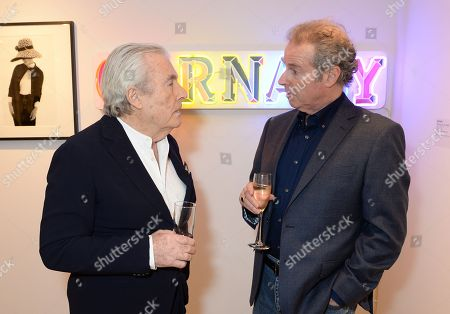 Editorial photo of 'My Generation at Carnaby Street' Photography Exhibition Opening, London, UK - 07 Mar 2018
