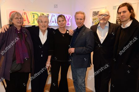 Editorial picture of 'My Generation at Carnaby Street' Photography Exhibition Opening, London, UK - 07 Mar 2018